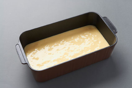 トースターパンでホットケーキ